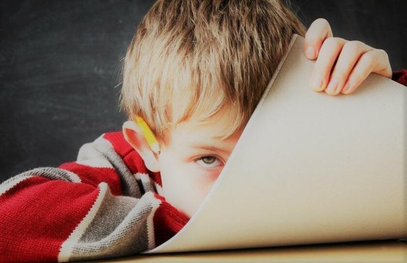 Узнайте, из-за чего волнуется ваш ребёнок