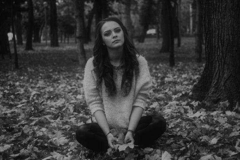 Алисе было 5, когда её отец ушел из семьи