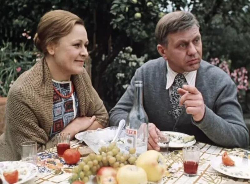Идеальная семья по-советски: Антонина без любви, но в стабильности