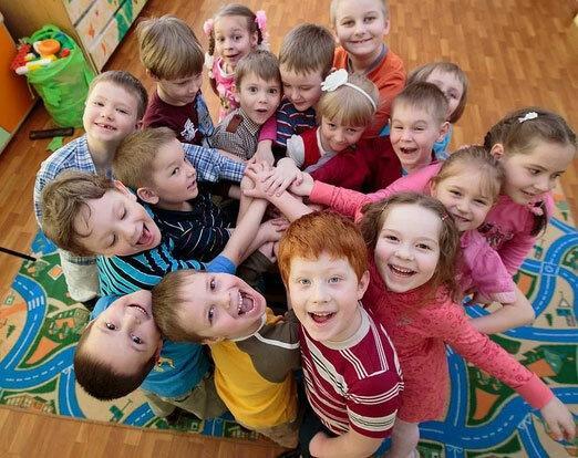 Как помочь дошколенку найти друзей в детском саду?