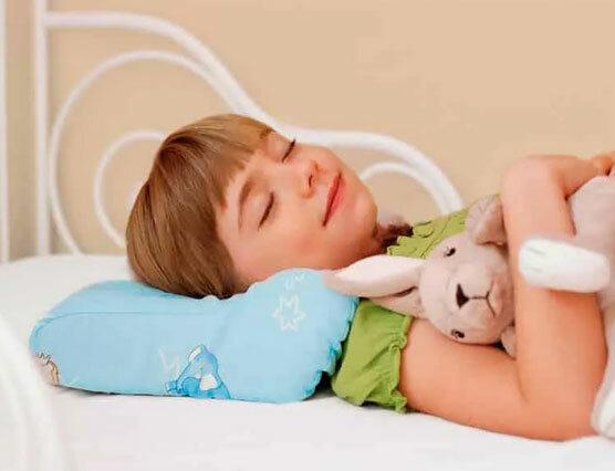 Как помочь ребенку быстрее заснуть