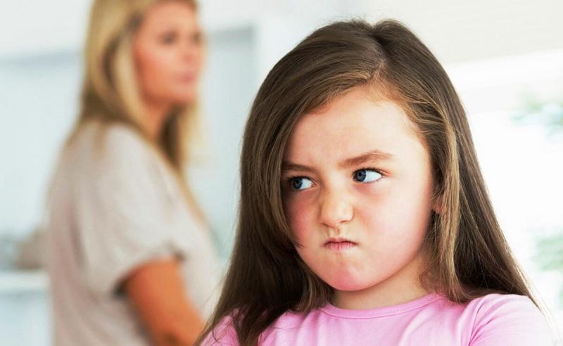 Как реагировать на грубость ребенка