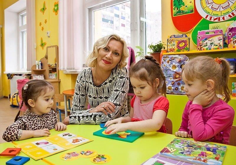 Воспитатель в детском саду. Как наладить с ним контакт?