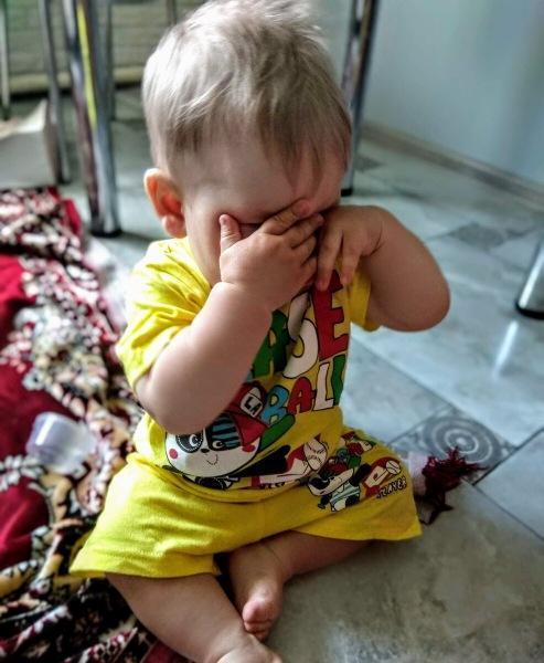 Что умеет восьмимесячный ребенок