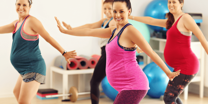 Спорт и беременность. Какие упражнения можно делать беременным