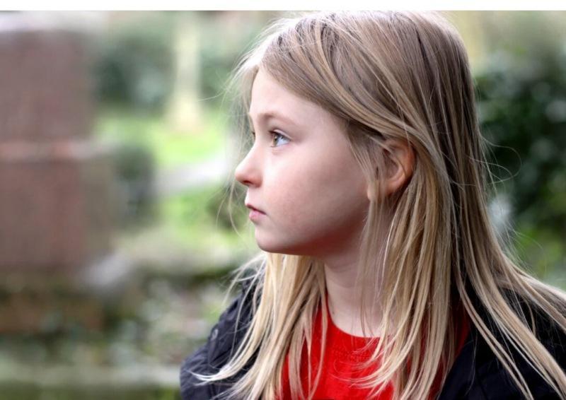 Девочка, от которой отказалась семья отца
