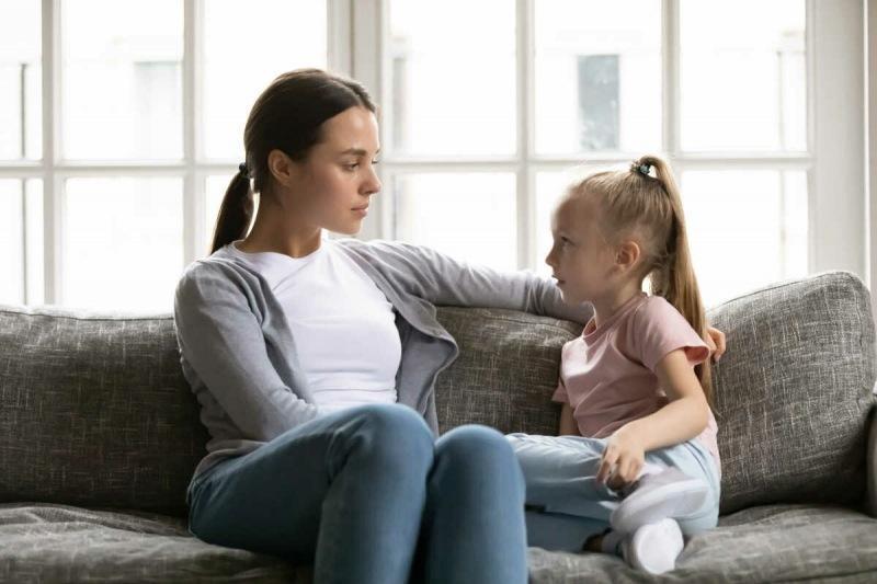Какие вопросы нужно задавать ребенку ежедневно, и почему это важно