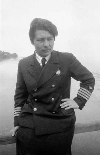 Капитан Анна: покоритель льдов, владычица морей, первая в профессии