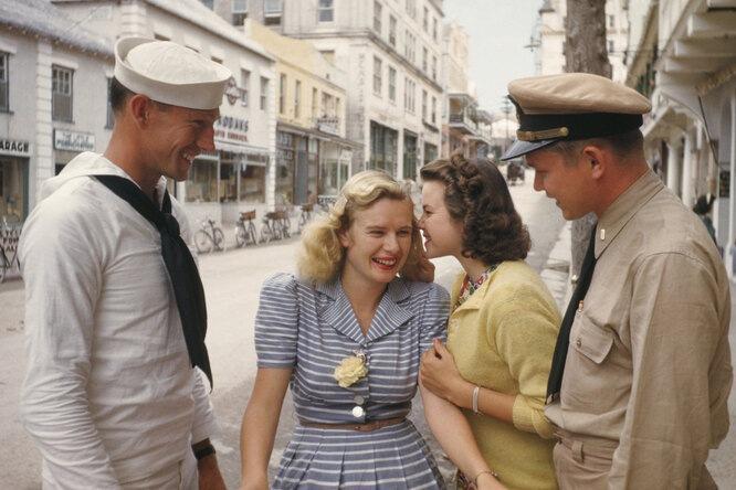 «Лучшая ночь в моей жизни»: моряк ищет девушку, с которой познакомился 40 лет назад