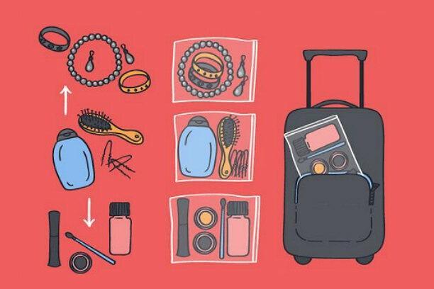 Все будет хорошо! 10 полезных приемов упаковки чемодана