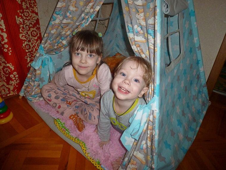 Как выбрать вигвам для детей