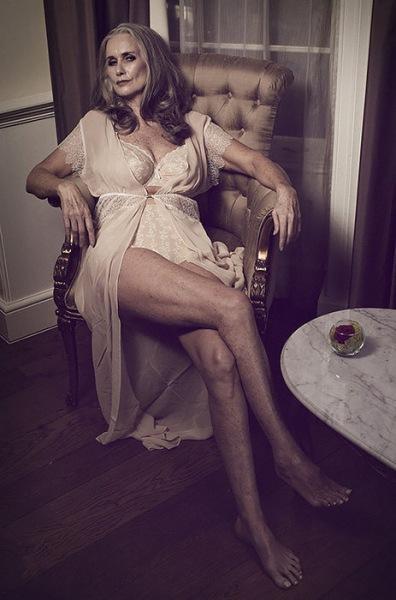 Не время дляпенсии: женщины, которые стали моделями после 50 лет