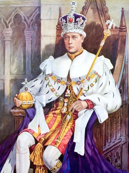 Сердцу неприкажешь: как один король отказался отпрестола ради любви