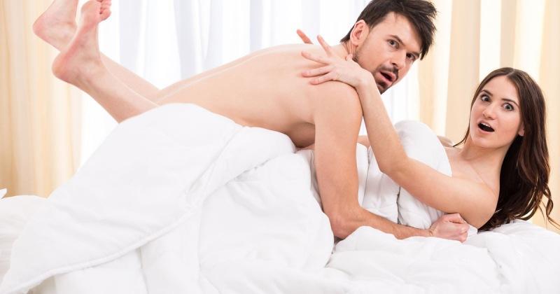 Женщины советуют мужчинам следить за сексом