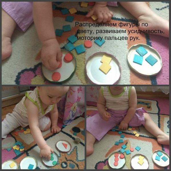 Детские игрушки из подручных средств