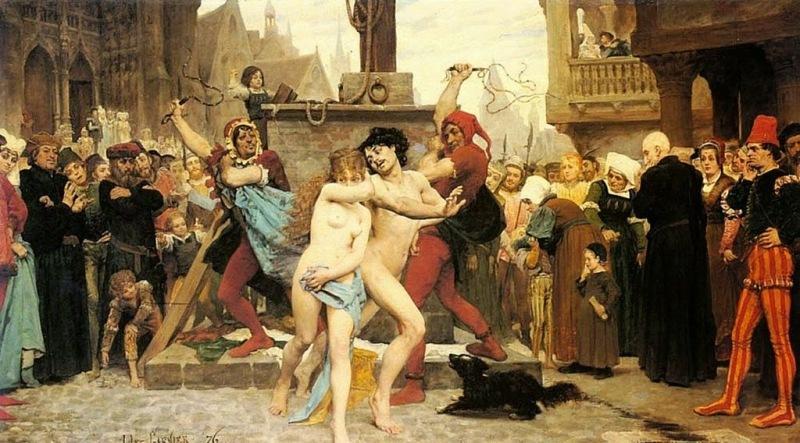 Сексуальные традиции Киевской Руси: от разврата к пуританству